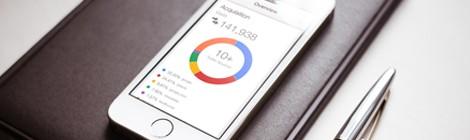 Google iPhone için Analytics Uygulamasını Yayınladı